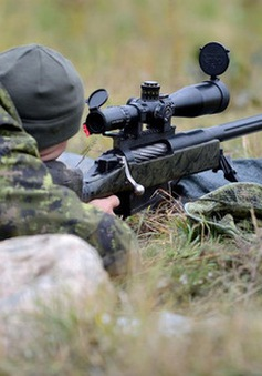 Lính bắn tỉa Canada lập kỷ lục tiêu diệt IS từ khoảng cách 3,5km
