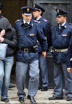 Italy bắt giữ 3 nghi phạm khủng bố