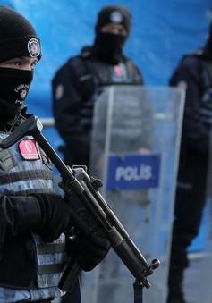 Thổ Nhĩ Kỳ bắt giữ 12 nghi can IS