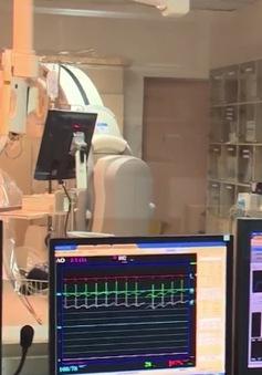 TP.HCM: Cấp cứu thành công ca xuất huyết não