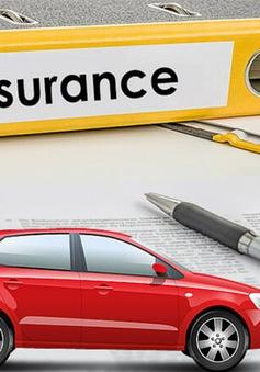 Quy định của chính phủ gây thiệt hại cho ngành bảo hiểm xe hơi tại Anh