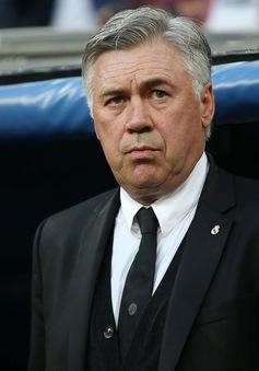 HLV Ancelotti quay lưng với bóng đá quê hương
