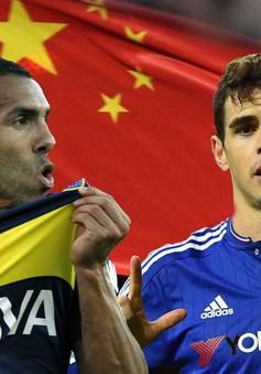 Top 22 bản hợp đồng đình đám nhất giải Trung Quốc đầu năm 2017