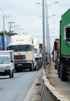 Tìm giải pháp chống ùn tắc tại Cát Lái, TP.HCM