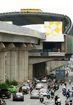 Đường sắt Cát Linh - Hà Đông hoàn thành 94%
