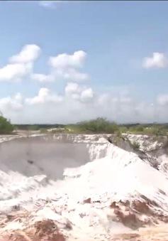 [Đường dây nóng VTV8]: Nạn khai thác cát trộm âm ỉ tại Tam Kỳ, Quảng Nam