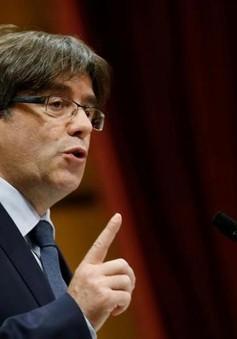 Đình chỉ luật trưng cầu dân ý vùng Catalonia