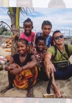 Biển Đông du ký: Chàng trai du lịch hơn 50 quốc gia khám phá vùng biển Trà Cổ xinh đẹp