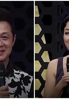 """MC - BTV Anh Tuấn """"phiêu"""" với màn hát tiếng Pháp của NSƯT Chiều Xuân"""