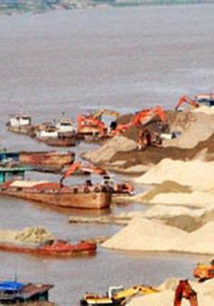 Bình Dương: Hiệu quả từ gắn camera giám sát cát tặc