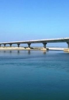 Trung Quốc cảnh báo Ấn Độ về việc xây cầu ở bang Arunachal Pradesh