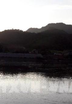 3 công nhân mất tích trong vụ sập cầu Vòm nhà máy thủy điện