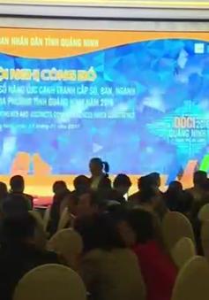 Quảng Ninh công bố chỉ số đánh giá năng lực cạnh tranh