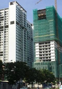 Đình chỉ hoạt động dự án cao tầng Golden West vì vi phạm nghiêm trọng về PCCC