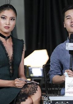 """Vietnam's Next Top Model 2017: Chà Mi lên lớp Thuỳ Trâm đừng """"ngựa non háu đá"""""""