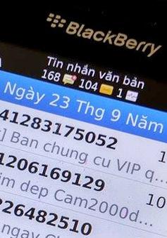 7 doanh nghiệp bị phạt 280 triệu đồng vì phát tán tin nhắn rác