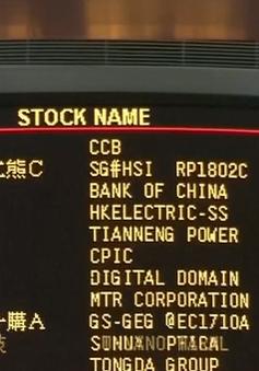 Nhiều thị trường châu Á tăng điểm sau số liệu tích cực từ kinh tế Trung Quốc