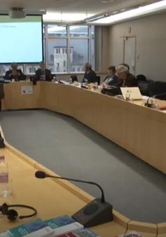 Hội thảo về Biển Đông tại Nghị viện châu Âu