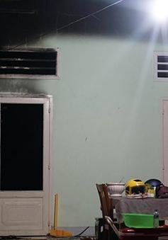 Vụ 4 người trong một gia đình bị chết cháy ở Bình Dương: Khả năng do chập điện