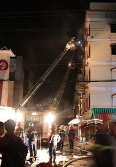Nhiều bất cập bộc lộ từ vụ cháy Công ty Kwong Lung-Meko