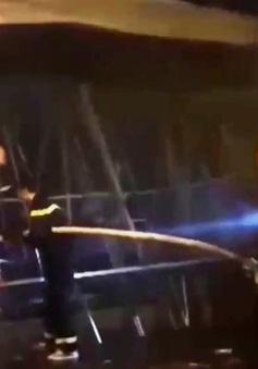 Cháy chợ đêm Phú Quốc, Kiên Giang