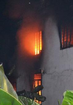 Cháy lớn tại cửa hàng kinh doanh thương mại tổng hợp ở Quảng Trị