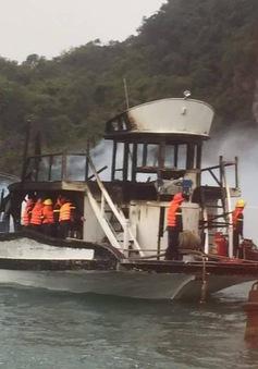 Cấm vĩnh viễn 6 tàu du lịch hoạt động trên vịnh Hạ Long và Bái Tử Long
