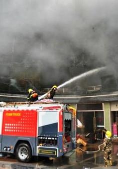 Cháy khách sạn tại Giang Tây, Trung Quốc, ít nhất 10 người thiệt mạng