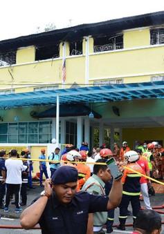 Malaysia bắt giữ 7 nghi phạm vụ cháy trường học làm 23 người chết