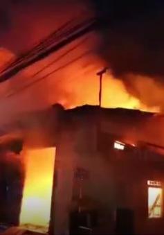 Cháy nhà ở trung tâm Đà Nẵng