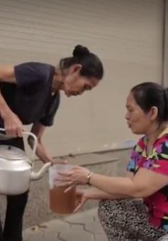 Việc tử tế: Quán nước chè từ thiện