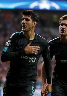 Chelsea - đội bóng Anh đầu tiên thắng trên sân Atl Madrid
