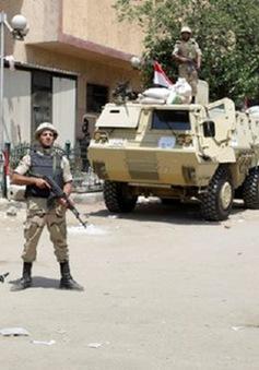 Đánh bom liều chết tại biên giới Dải Gaza và Ai Cập
