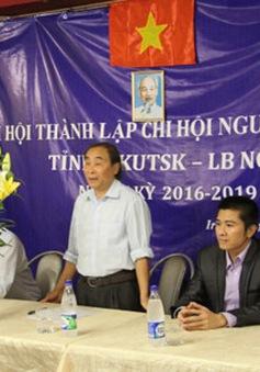 """30 năm cống hiến vì """"đại gia đình"""" người Việt ở Irkutsk"""