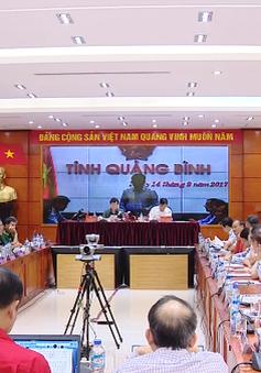 Hà Tĩnh, Quảng Bình sơ tán hàng chục nghìn dân tránh bão