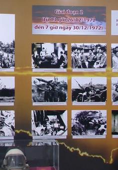 """Triển lãm """"Đánh thắng B52"""": Kỷ niệm 45 năm chiến thắng Hà Nội - Điện Biên Phủ trên không"""