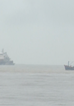 Chìm tàu hàng ở Bình Định: Tìm thấy thêm 1 thi thể nạn nhân