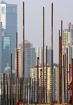 Thị trường bất động sản Trung Quốc có dấu hiệu hạ nhiệt