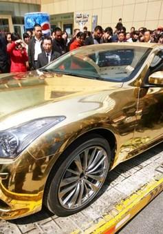 Số người giàu Trung Quốc tăng gấp 9 lần trong 1 thập kỷ