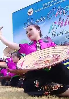 Sôi động phiên chợ vùng cao giữa Thủ đô Hà Nội