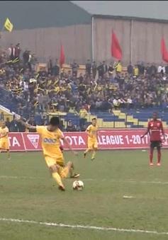 Chờ đợi trận đấu tâm điểm: CLB Hải Phòng - CLB FLC Thanh Hóa (17:00 ngày 12/3 trên VTV6)