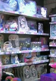 Paris (Pháp) sôi động mùa mua sắm cuối năm