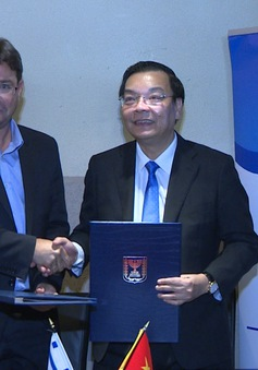 Việt Nam và Israel hợp tác toàn diện về Khoa học và Công nghệ