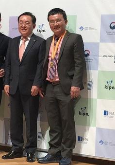 Hai công trình khoa học của Việt Nam giành giải Vàng ở Hàn Quốc