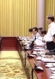 Đảm bảo an toàn tuyệt đối cho Tuần lễ Cấp cao APEC 2017