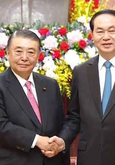 """""""Việt Nam luôn coi trọng quan hệ đối tác chiến lược với Nhật Bản"""""""