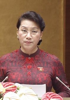 Toàn văn phát biểu khai mạc Kỳ họp thứ 3, Quốc hội khóa XIV của Chủ tịch Quốc hội Nguyễn Thị Kim Ngân