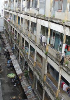 TP.HCM kêu gọi đầu tư vào 500 chung cư xuống cấp