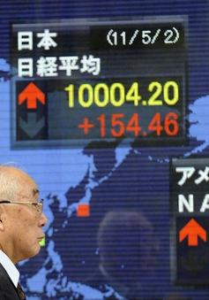 Giới đầu tư nước ngoài đổ dồn về thị trường chứng khoán Nhật Bản