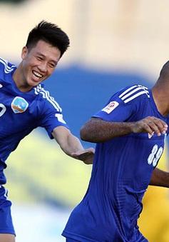 CLB Quảng Nam ngược dòng giành chiến thắng trước FLC Thanh Hóa